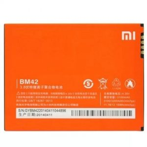 Original Xiaomi HongMi / RedMi Note BM42 3100/3200mAh Standard Battery
