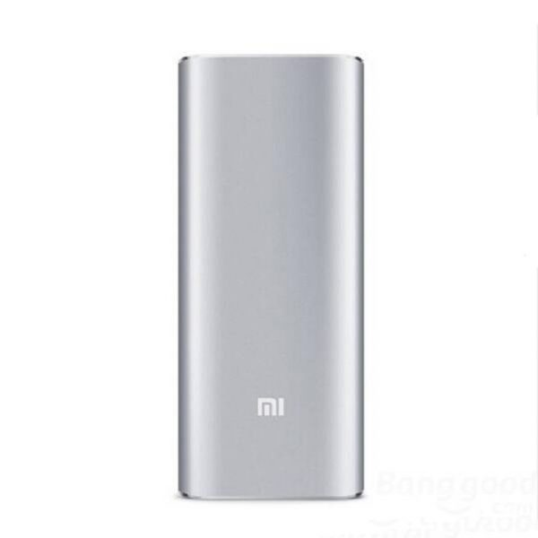 mi 16000mAh Mobile External Power Bank (sliver)