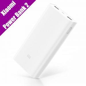 MI 20000mAh Gen2 powerbank(White 20001+ mAh)